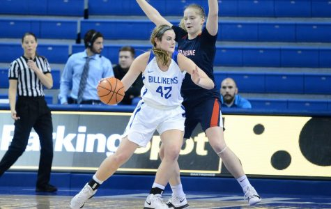 Women Bow Out To Kansas State Early In WNIT Play
