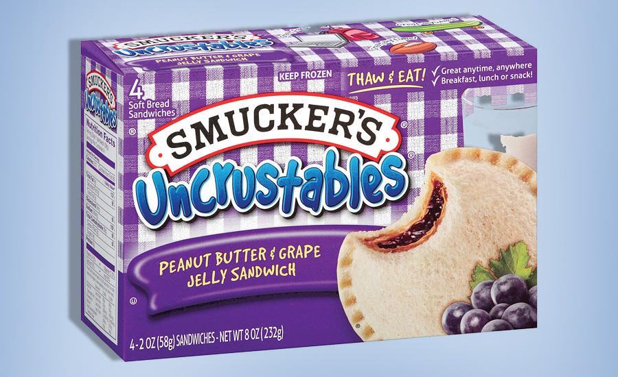 Smuckers Uncrustables: sandwich or dessert ravioli?