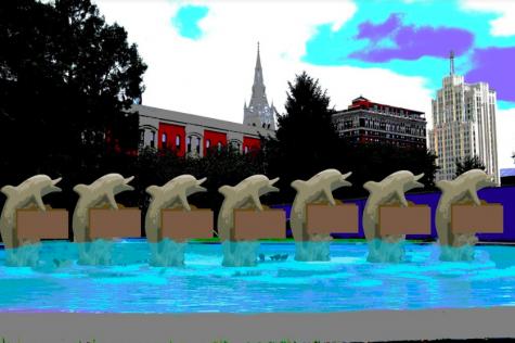 Dolphin Pond Dilemma