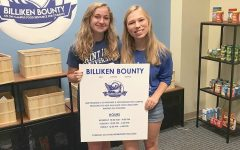 Billiken Bounty Bestows Relief to Students