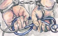 SLU Hospital Doctor Jailed After Impregnating Minor