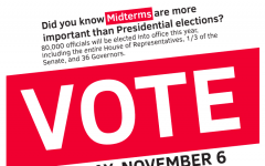 WHY YOUR VOTE MATTERS: 2018
