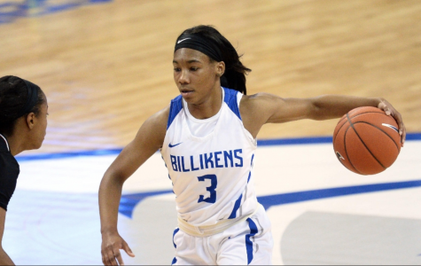 Caija Harbison standing out early in career