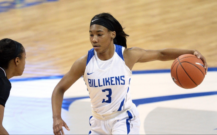 Ciaja Harbison standing out early in career