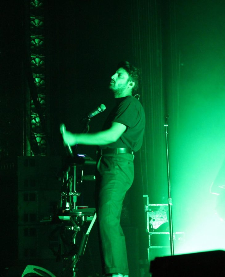 Young the Giant Hits Home with Audience, Produces More Mature Album