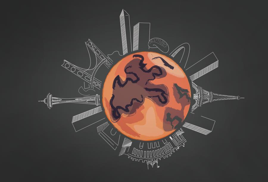SLU Mission to Mars