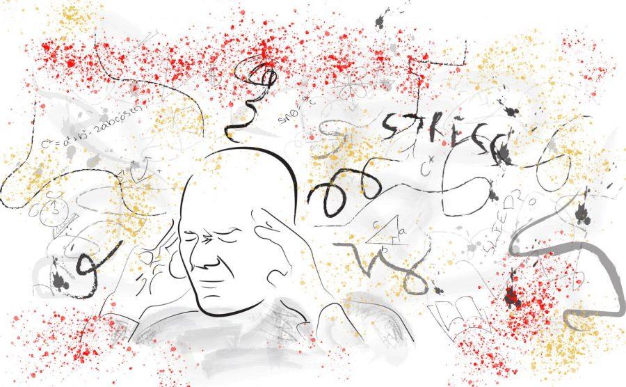 stress article illustration