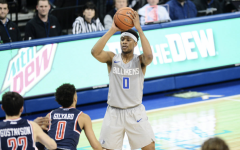 Billiken men can't stop skid, fall to Richmond 84-81