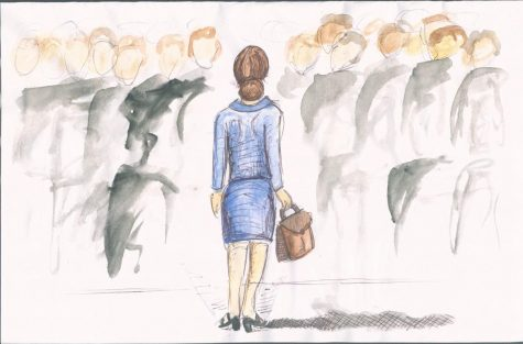 Soaring Through the Glass Ceiling: The Struggles of Women Going into Male-Dominated Fields