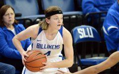 Women's Basketball gets Historic Win in Triple Overtime