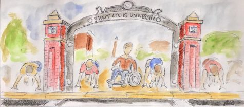 Watterson Fights to Make SLU Home for All