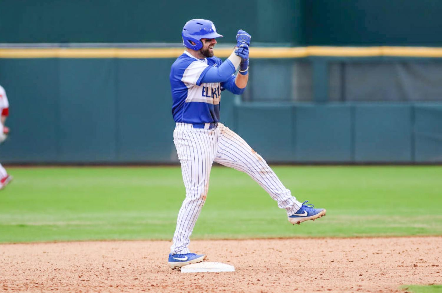 Baseball opened up play in Alabama two weeks ago followed by a trip out west to L.A.  The Bills look to defend their A-10 title this spring and made it back to an NCAA regional.  Photo Courtesy of Billiken Athletics.