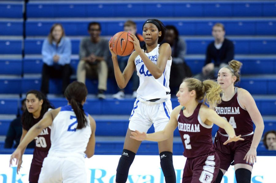 The+Women%E2%80%99s+Basketball+Team+has+won+four+of+their+last+five+conference+games+to+put+themselves+in+the+middle+of+the+pack+at+fifth+in+the+conference.+Photo+Courtesy+of+Billiken+Athletics.