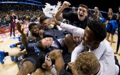 """Why not us"" The Billikens ride March magic all the way to a A-10 Championship"