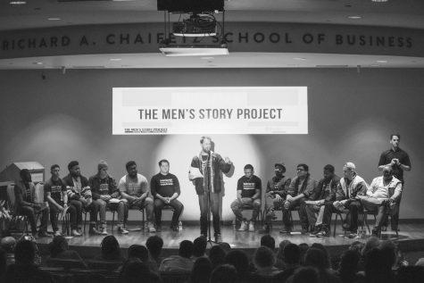 MEN'S STORY PROJECT – LIVE at SLU