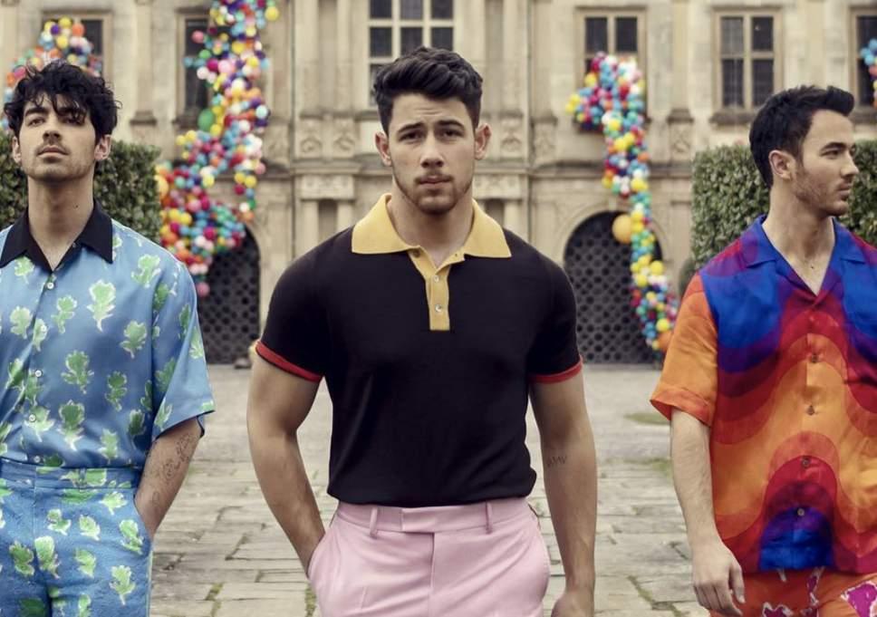 Photo Courtesy of Jonas Brothers.