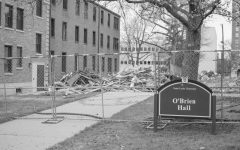 Demolition Projects Continue Campus Master Plan