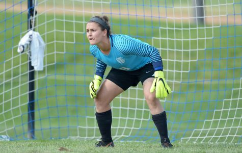 """Junior women's soccer goalkeeper, Olivia Silverman, has been declared medically ineligible after suffering her fifth concussion in the Bills' final game against Kansas back in the fall. Silverman will remain a part of the team for her senior year and has been deemed """"Coach O"""" due to her new role of being an assistant coach on the sideline for her teammates."""