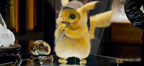 """Detective Pikachu"" is super effective!"