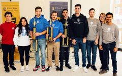 Photo Courtesy of SLU Chess Team
