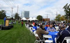 SLU Shows Appreciation for Staff Members in Annual Cannonball Picnic