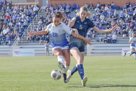 Hannah Friedrichson Scoring to the Top