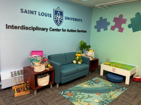SLU's Campus Lacks Disability Accommodations