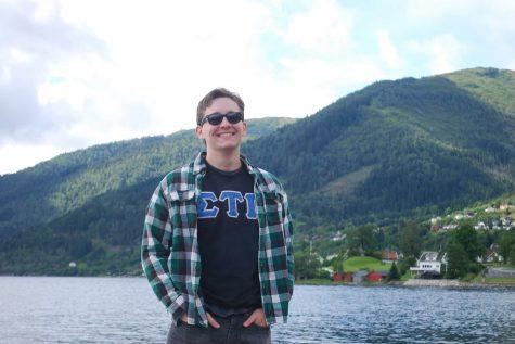 Photo of Conor Van Santen