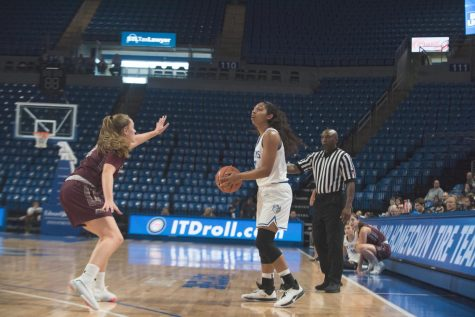 Women's Basketball gets Home Wins over Richmond, VCU