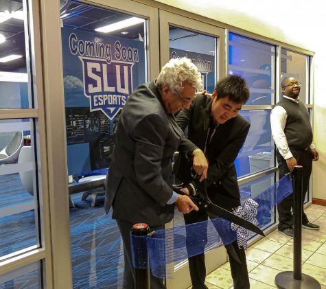 SLU Esports Lab Opens to Student Body