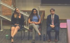 SGA Candidates Present Their Platforms at Debate