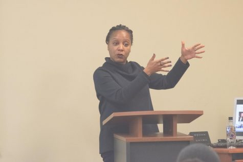 Academic and Political Pundit Christina Greer Delivers Black History Keynote Lecture