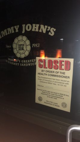 Jimmy John's Shut Down After Students Hospitalized
