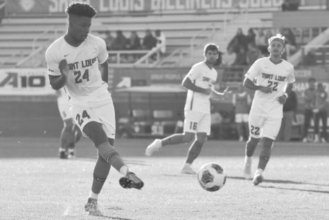 SLU Men's Soccer Spring Schedule Pushes Billiken Growth