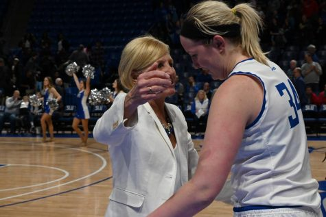 Billiken Basketball wraps up regular season, kicking off A-10 tournament