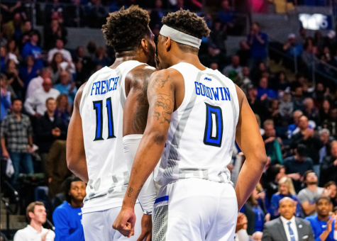 Billikens Goodwin and French enter names into NBA Draft