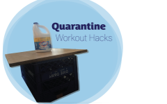 Quarantine Home Workout Hacks