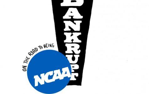 COVID-19 proves detrimental to NCAA budget