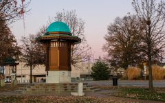 The St. Louis Sebilj Fountain in