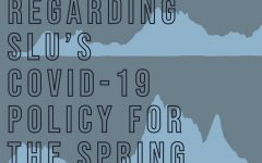 Updates Regarding SLU's COVID-19 Policy for the Spring Semester