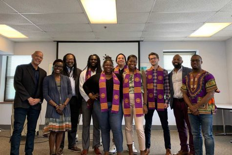SLU African-American Studies Faculty