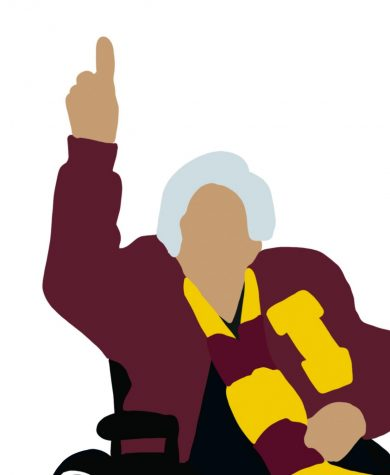 Ramble On, Sister Jean