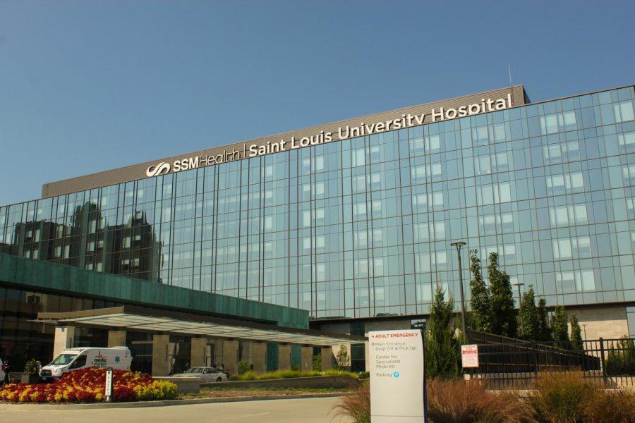 SLU Hospital PORTER